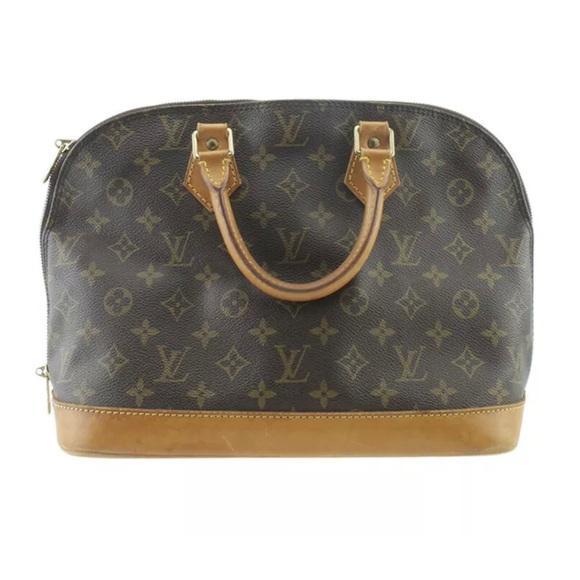 Louis Vuitton Handbags - Louis Vuitton Alma Monogram Bag